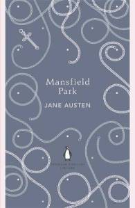 Mansfield Park 2012 Cover