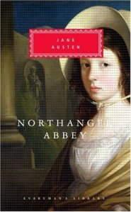 Northanger Abbey 1992 Cover