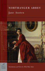 Northanger Abbey 2005 Cover