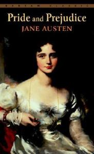 Pride and Prejudice 1983 Cover