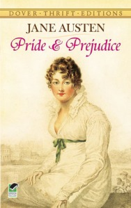 Pride and Prejudice 1995 Cover