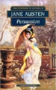 Persuasion 1993 Cover