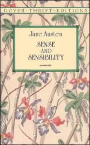 Sense and Sensibility 1995 Cover
