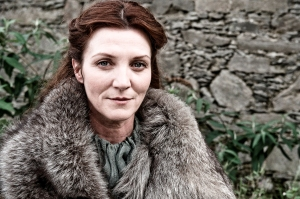 Catelyn Stark. Image Source: The Frisky