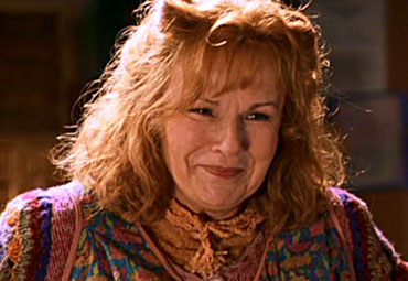 Molly Weasley. Image Source: Tumblr