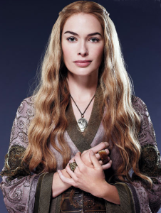 Cersei Lannister. Image Source: Game of Thrones wiki