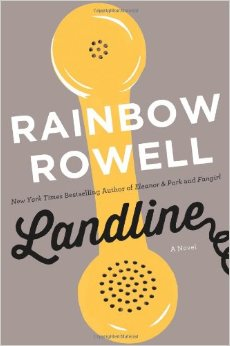 """Landline"" by Rainbow Rowell. Image Source: Amazon.com"